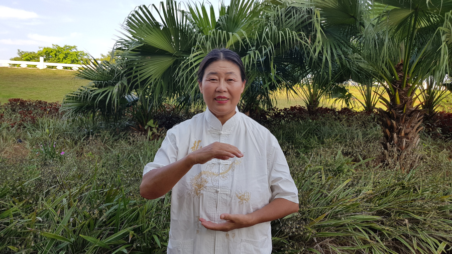 Founder Mrs Lingrong Liang, Professor of Emei Qigong University, Traditional Chinese Medicine - TCM